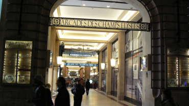 Les Arcades des Champs-Élysées