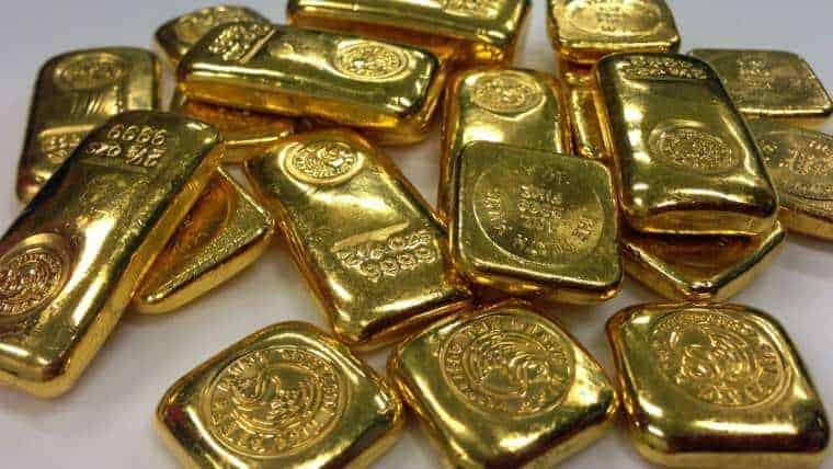 Investir dans l'or : quelques chiffres